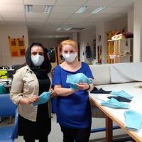 Fabrication de masques : en vidéo